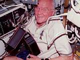 John Glenn; Credit: NASA