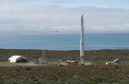 Prelaunch CR Orbital Sciences