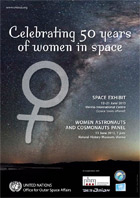 50 Years Women in Space