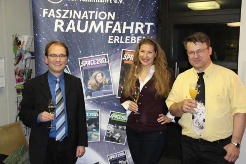50 Jahre Frauen in Weltraum-ein Bericht aus Würzburg